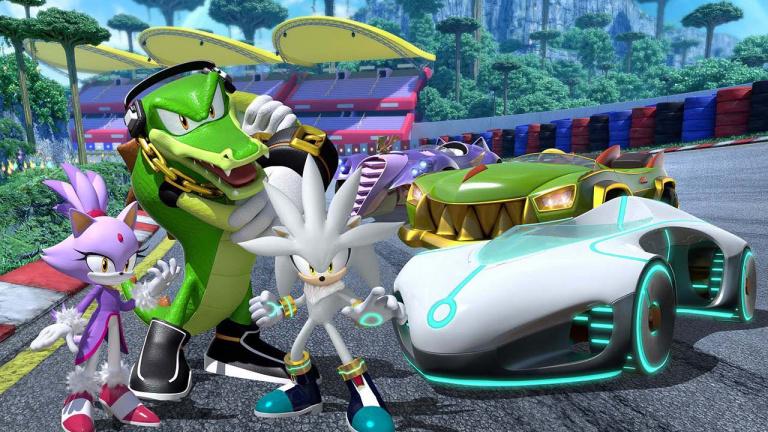 Team Sonic Racing : la version Switch rencontre des problèmes