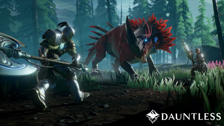 Dauntless passe le cap des 4 millions de joueurs