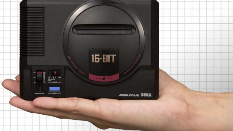 La SEGA Mega Drive Mini annonce le titre de dix jeux et une manette six boutons Retro-Bit