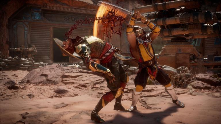 Mortal Kombat 11 : Le prochain personnage sera dévoilé la semaine prochaine