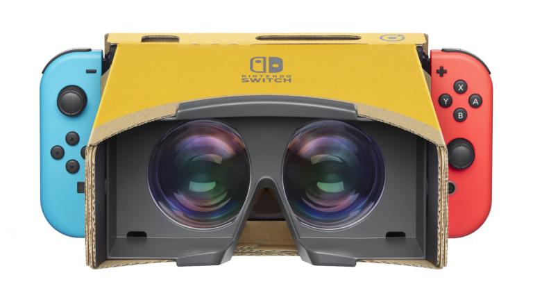 Nintendo Switch : Unity désormais compatible avec les lunettes VR