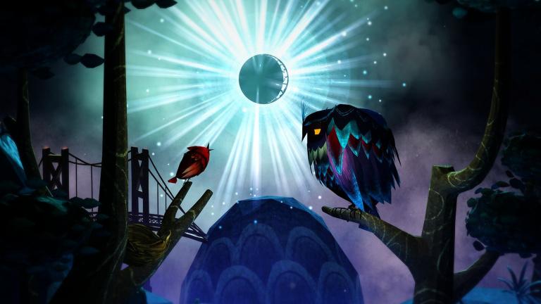 """Luna : le """"conte méditatif et sculptural"""" se profile sur PS VR"""
