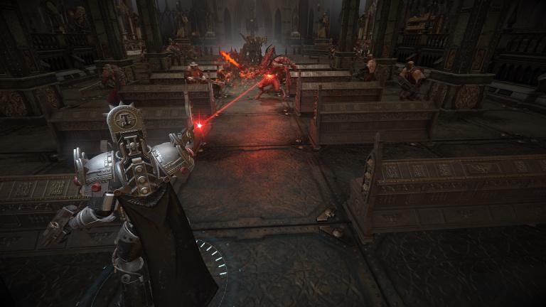 Warhammer 40K : Martyr - la 2.0 et le DLC Prophecy repoussés