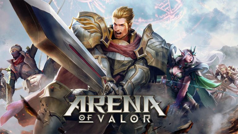 Arena of Valor : Le développement marketing aurait été abandonné par Tencent