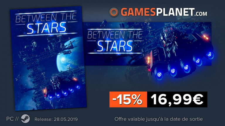 Gamesplanet : Des promos pour Warhammer : Chaosbane, Stellaris, Vambrance et Between the Stars !