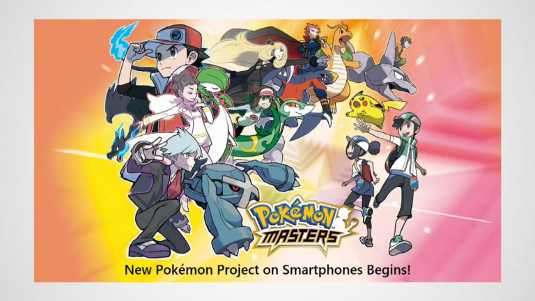 Pokémon Masters : le jeu mobile de DeNa réunira plusieurs générations de dresseurs