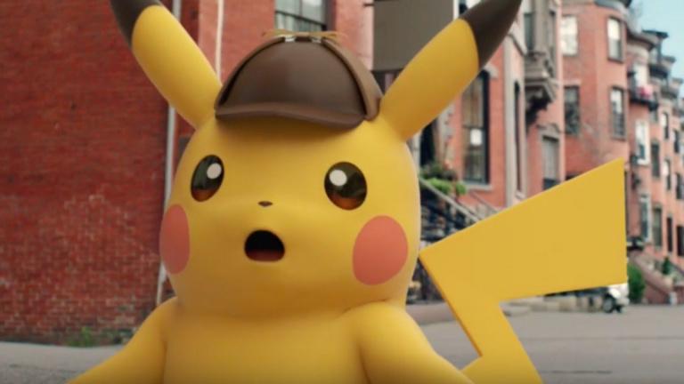 Détective Pikachu : une suite prévue sur Nintendo Switch