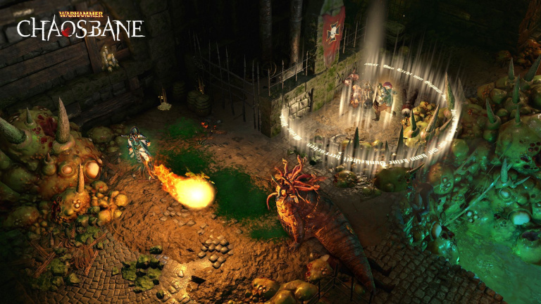 Warhammer - Chaosbane, les trophées et succès des forces du chaos