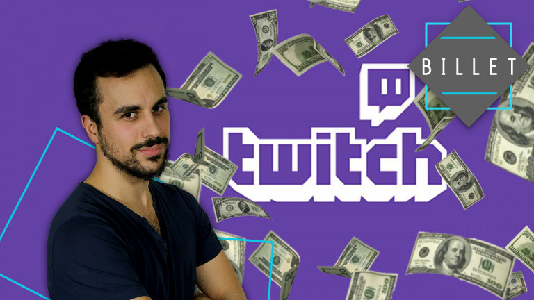 Billet : Twitch est en train de révolutionner le stream sponsorisé