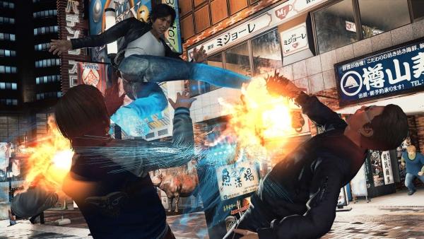 Judgment : SEGA publie un trailer dédié au combat