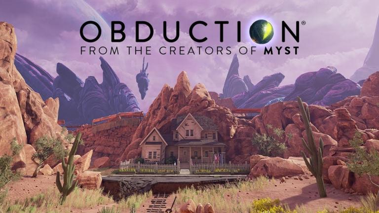 Obduction est offert jusqu'au 1er juin sur GOG