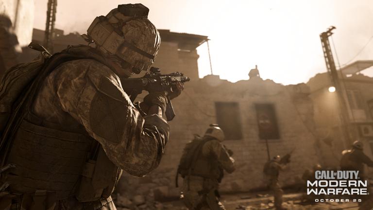 [MàJ] Call of Duty Modern Warfare : un épisode plus sombre, plus mature... plus intelligent ?