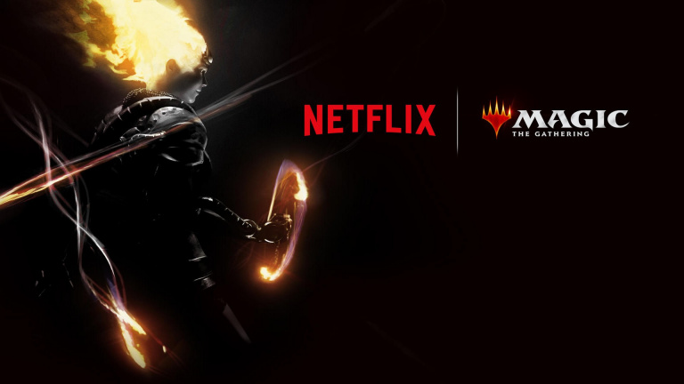 Magic : The Gathering - les frères Russo vont produire une série animée Netflix
