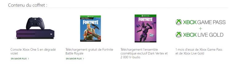 Xbox : La console Fortnite est confirmée pour cette semaine