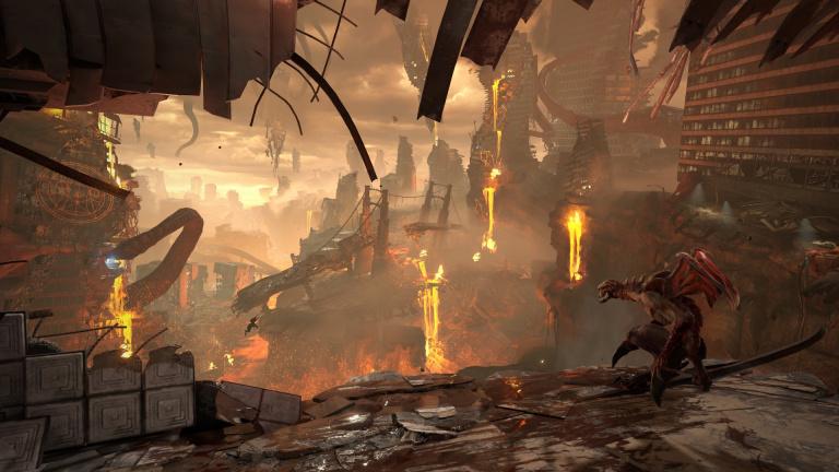E3 2019 : Doom Eternal s'offre la façade de l'hôtel Figueroa cette année