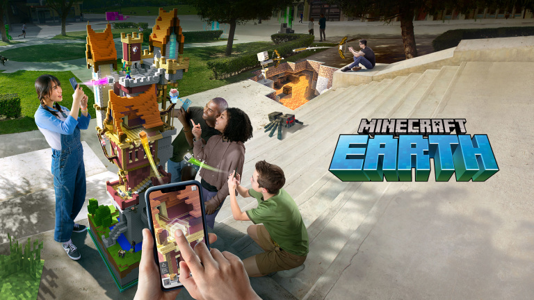Minecraft Earth : une démonstration de gameplay à la WWDC 2019