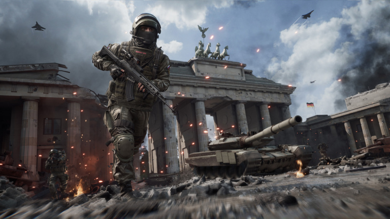World War 3 : Un mode battle royale annoncé et une feuille de route