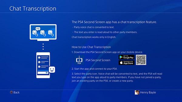 PlayStation 4 : des améliorations en approche pour la fonction Party