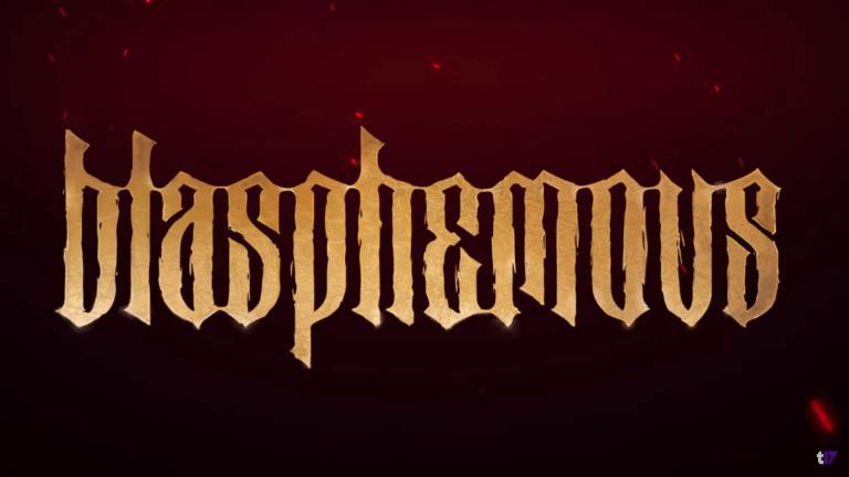Team 17 annonce Blasphemous, un jeu d'action dit punitif