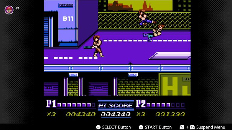 Nintendo Switch Online : City Connection, Double Dragon II et Volleyball sont les jeux NES de juin