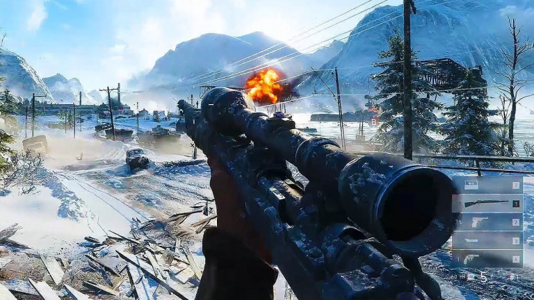 Battlefield 5 est disponible sur Origin Access Basic