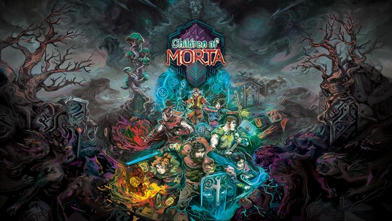 Children of Morta : La jaquette et le prix sont dévoilés