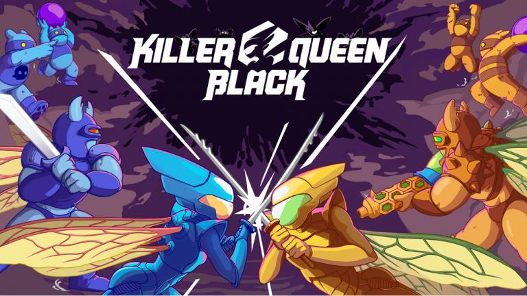 Killer Queen Black aura le droit à une édition physique sur Switch