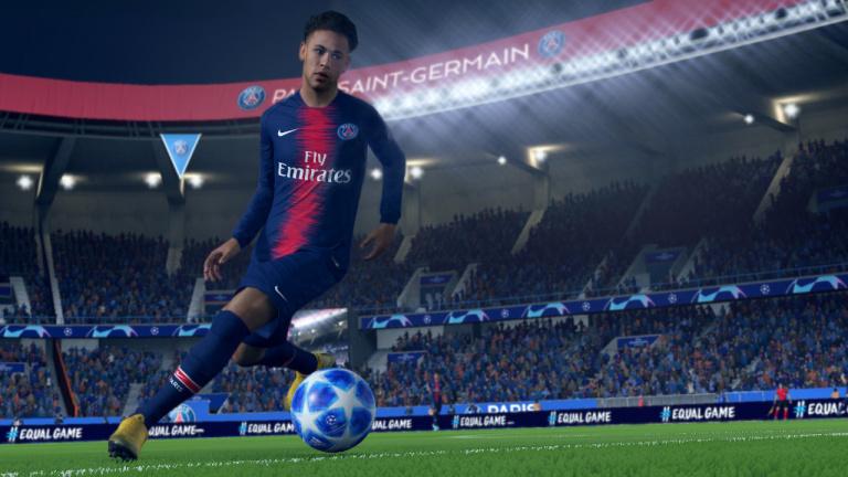 FIFA Street revient dans le prochain FIFA — FOLIE