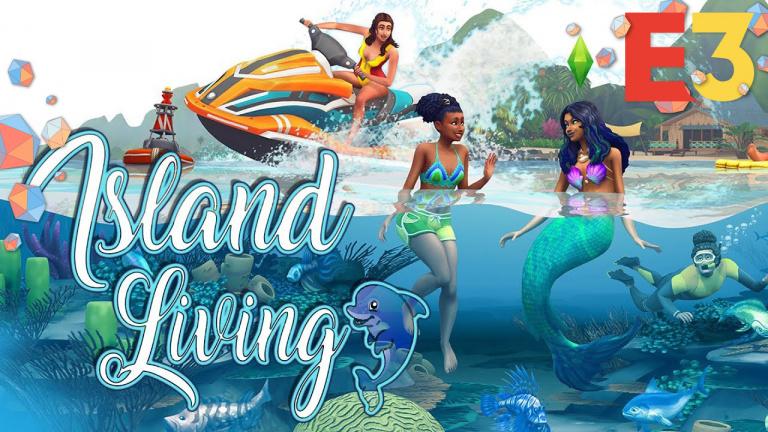 E3 2019 : Les Sims 4 plient bagage vers les Iles Paradisiaques