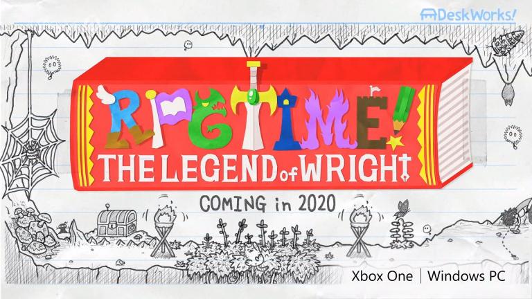 E3 2019 : RPG Time, une étrange production à colorier