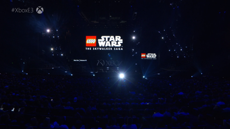 E3 2019 - LEGO Star Wars  : The Skywalker Saga annoncé pour 2020