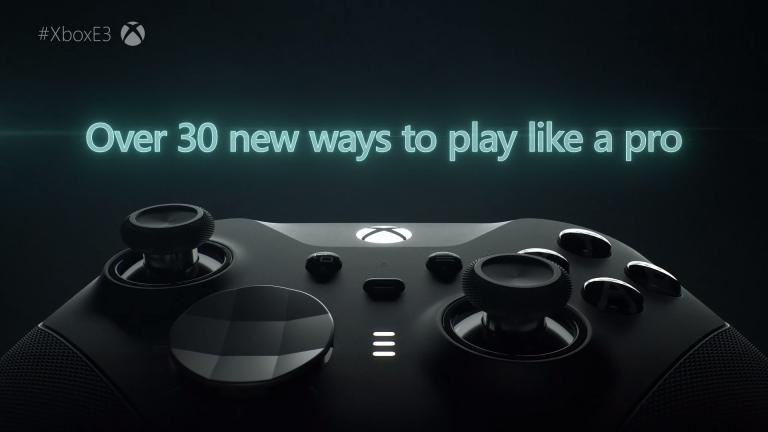 E3 2019 : Microsoft annonce une manette Elite Series 2