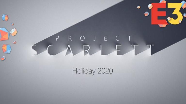 Microsoft annonce la sortie de Project Scarlett pour Noël 2020