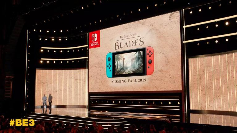 E3 2019 : The Elder Scrolls Blade annoncé sur Nintendo Switch