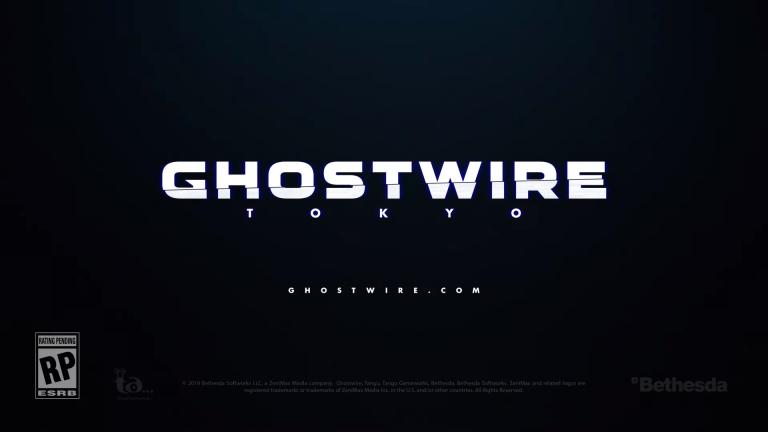 E3 2019 : Ghostwire Tokyo, le nouveau bébé de Tango