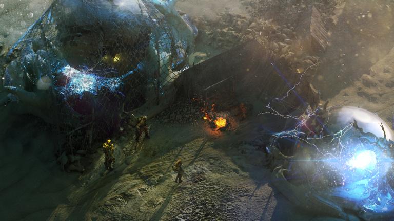 E3 2019 : Des images de Wasteland 3