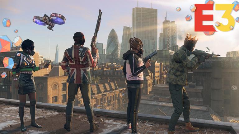 Watch Dogs Legion : Une ville entière à portée de hack – E3 2019