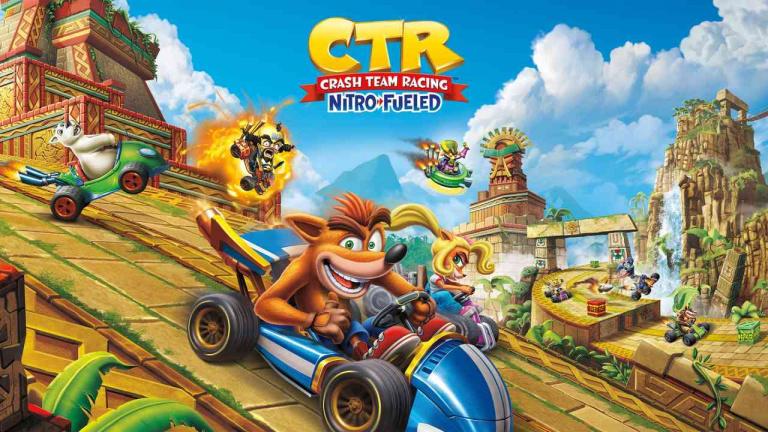 Crash Team Racing Nitro-Fueled : les trophées et succès à la sauce Bandicoot