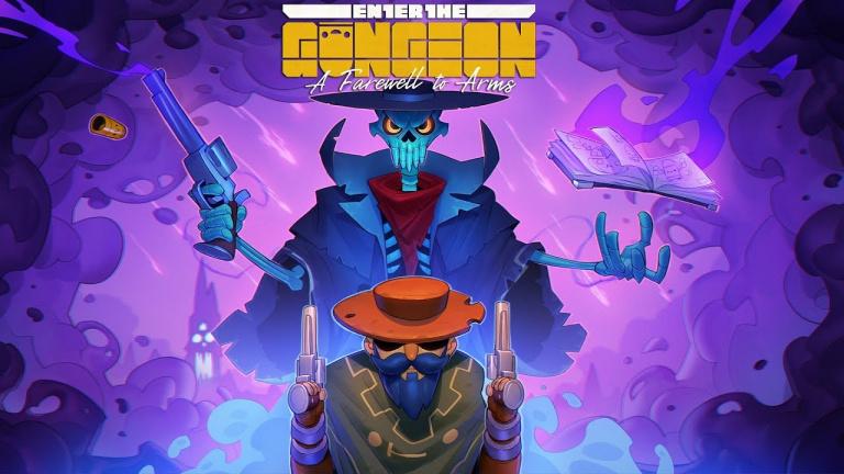 Enter the Gungeon bientôt gratuit sur l'Epic Games Store