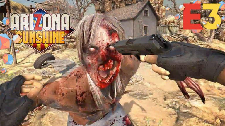 E3 2019 : Arizona Sunshine annonce le DLC The Damned