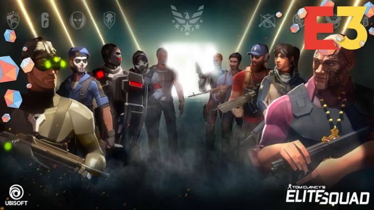 E3 2019 : Ubisoft annonce Tom Clancy's Elite Squad sur mobiles
