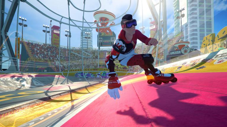 Roller Champions : Une date pour la Bêta fermée sur PC et consoles