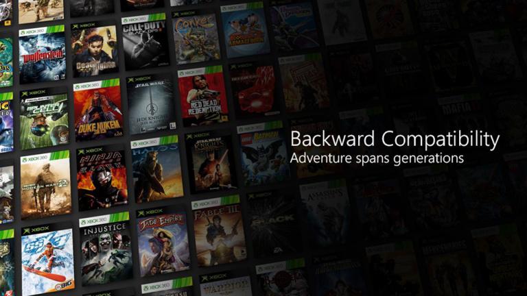 Xbox One : Une nouvelle et dernière liste de jeux rétrocompatibles