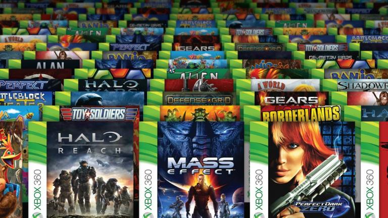 E3 2019 : La Xbox One aura le droit 23 jeux rétrocompatibles supplémentaires