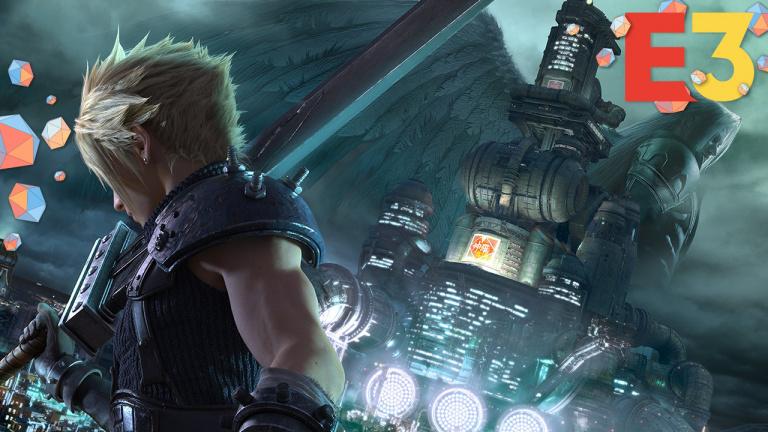 E3 2019 : Final Fantasy VII Remake dévoile son casting