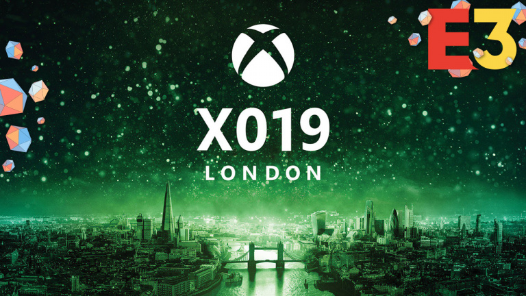 E3 2019 : Microsoft organisera un X019 à Londres