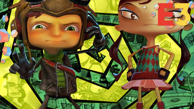 E3 2019 : Microsoft rachète les droits de publication de Psychonauts 2