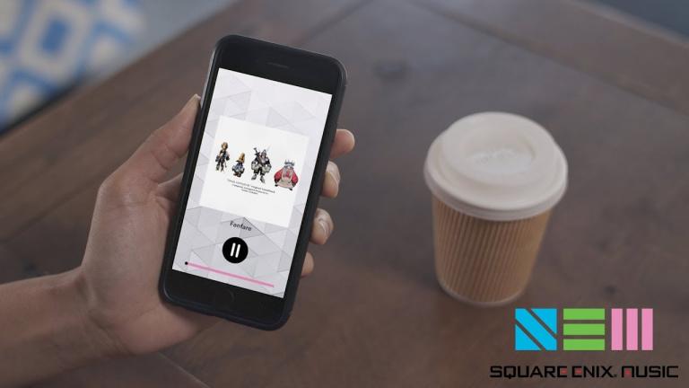 E3 2019 : Square Enix lance son catalogue musical sur les plateformes de streaming