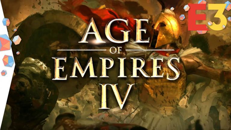 E3 2019 : Age of Empires IV donnera de ses nouvelles cette année