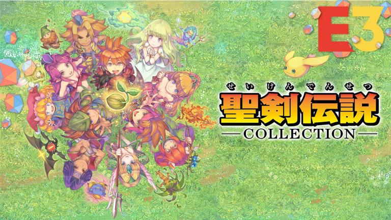 [MàJ] E3 2019 : la compilation Collection of Mana s'exporte en Occident